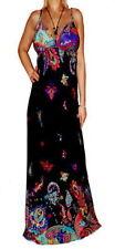 Ibiza Maxikleid, Boho Hippie Maxi Dress, Abendkleid,Sommer Kleid Gr. M/34/36/38