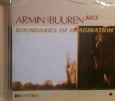 "Armin van Buuren  ""Boundaries Of Imagination"" * Black Hole CD 10"