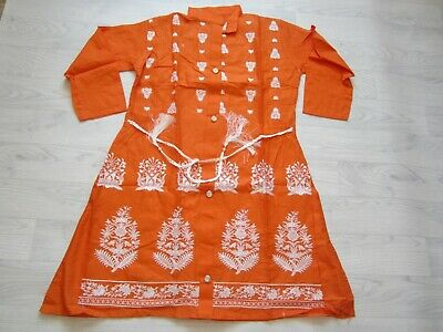 kurti soft COTTON freesize pakistani indian kameez ladies asian  kurti sale