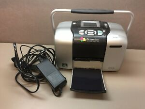 Epson-Model-B351A-PictureMate-500-Deluxe-Personal-Photo-Lab-Untested