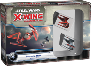 Star Wars X-Wing Miniatures Imperial Aces expansion Brand New Sealed 1st Edition
