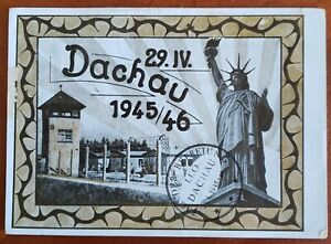 Original WWII Photo LIBERATED JEW DACHAU CONCENTRATION