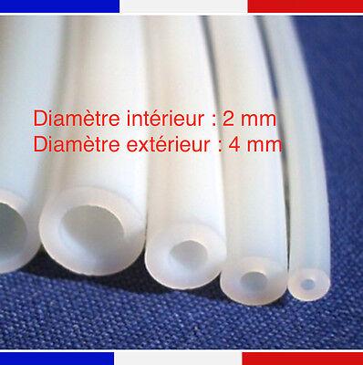 - pneumatique Ext 2mm 1,75mm Diam Teflon Int Tube PTFE 4mm Tuyau RepRap