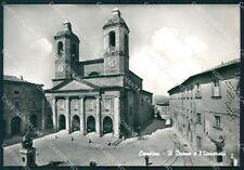 Macerata Camerino Duomo Foto FG cartolina KF1800