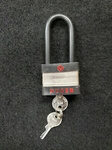 Ruger Handgun Security Lock Key