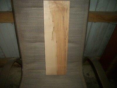 "Beminnelijk 1pc Hard Sugar Maple Lumber Wood Air Dried Carving Block 1 1/2"" Thick Lot 234c"