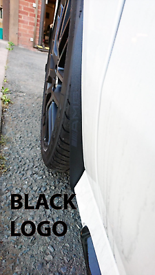 Street Quality Front Rear Mud Flaps Stone Guard Damage Protection