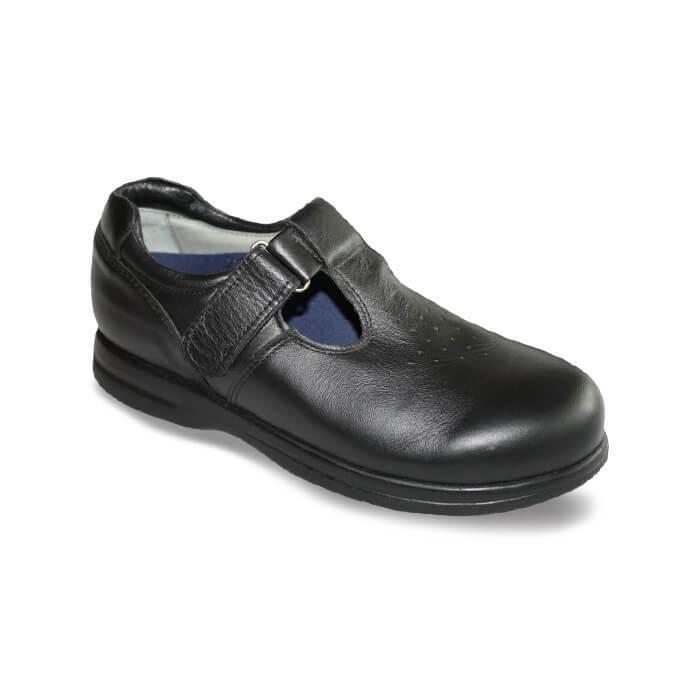 P.W. Minor Clásico Negro Cuero Mary Janes 1102 zapatos ortopédicos ortopédicos ortopédicos 9 B  92  punto de venta de la marca