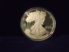 2018 DATED Proof Silver Eagle .999 fine silver 4 troy ounces .999 IN STOCK NOW