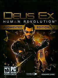 Deus ex: human revolution so people will be left behind, it's.