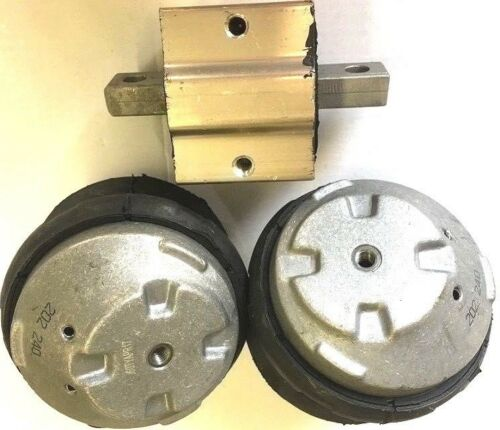 3PC ENGINE /& TRANSMISSION MOUNT 1998-2003 MERCEDES-BENZ C230 C280 E320 E55AMG