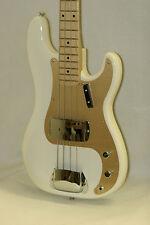 2016 USA Fender American Vintage 58 Precision P Bass w/CASE Ships World Unplayed
