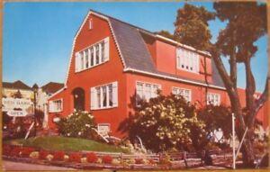 1960 Chrome Red Barn Restaurant Berkeley California Ca Ebay