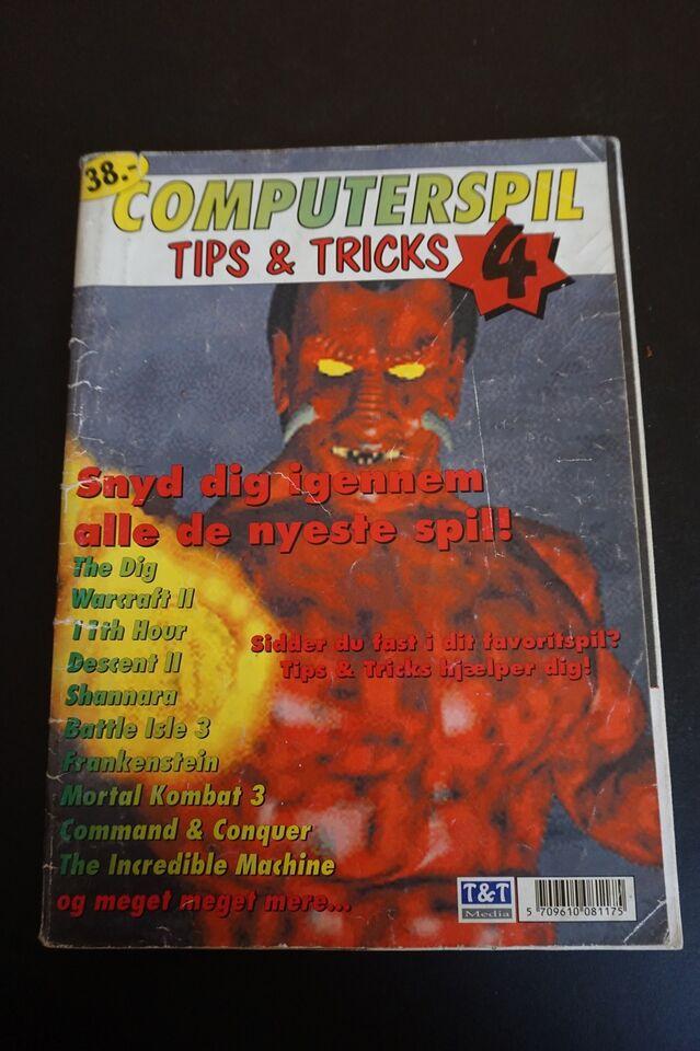 Tips & Tricks nr. 4 computer plad, Tips & Tricks, Blad