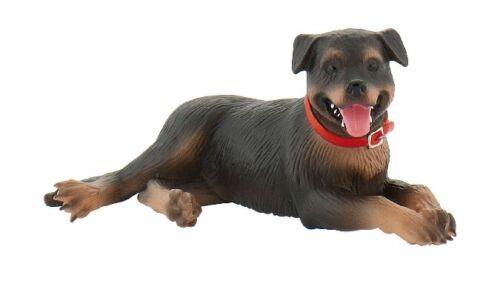 BULLYLAND 65447 Rottweiler Fiona 8 cm cani e gatti