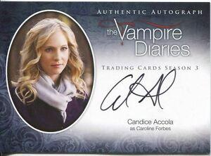 Candice Accola Vampire Diaries Season 7