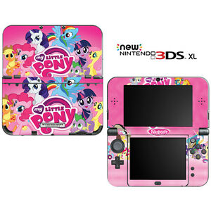 Details about My Little Pony Friendship is Magic for New Nintendo 3DS XL  Skin Decal Cover