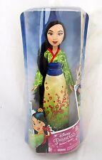 Mulan Oriental Chinese Princess Figure Royal Shimmer Disney China Fashion Doll