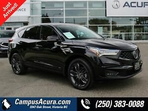 2019 Acura RDX A-SPEC   Traction Control   16 Speaker System  
