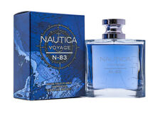 Nautica Voyage N-83 by Nautica 3.4 oz EDT Cologne for Men New In Box
