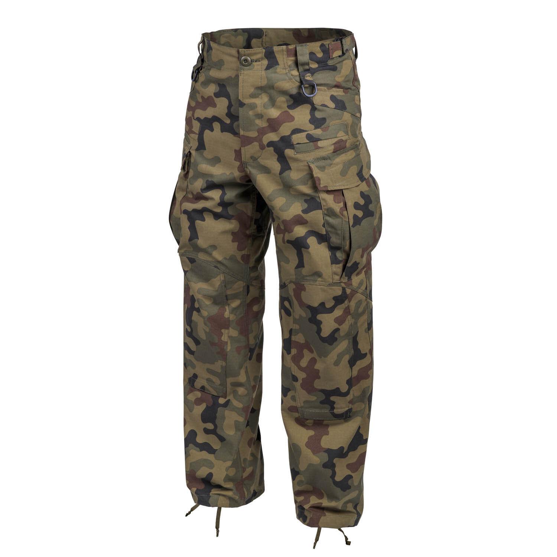 HELIKON TEX SFU NEXT Combat Outdoor Pantera Polish woodland Hose Large Regular