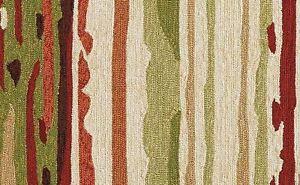 Grandinroad Tinley Stripe Outdoor Rug 2 X 3 New In Package Ebay