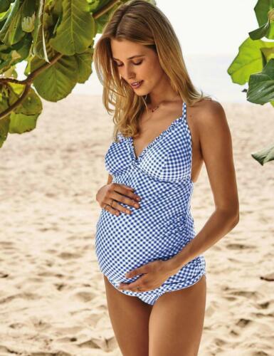 Anita maternidad Kamaka maternidad de dos piezas Set 9606 para Mujer Maternidad Tankini conjunto