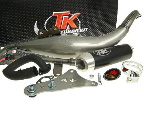 ATV für Herkules ATV 50 XXL Supercross 2 Takt Auspuff Turbo Kit TKR Sport Quad