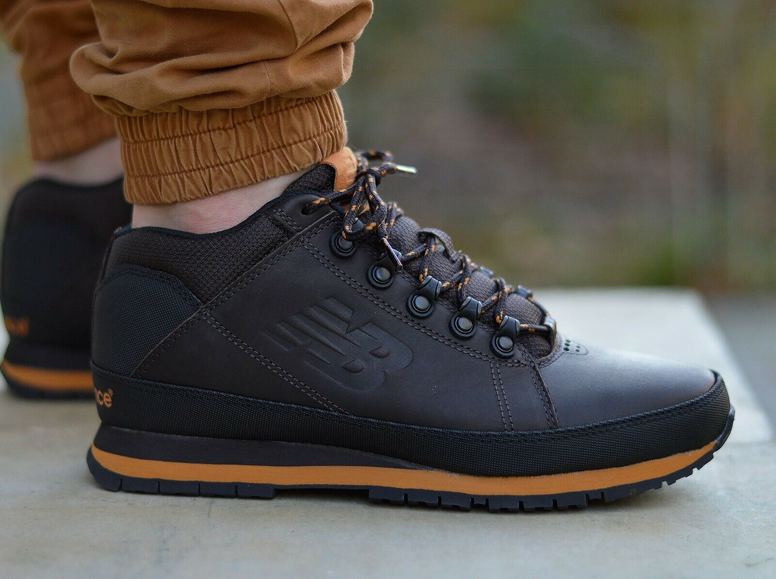 Balance H754BY Winter Shoes Boots