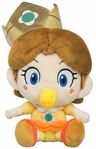 Sanei Boeki Super Mario ALL STAR COLLECTION baby daisy S stuffed Japan anime