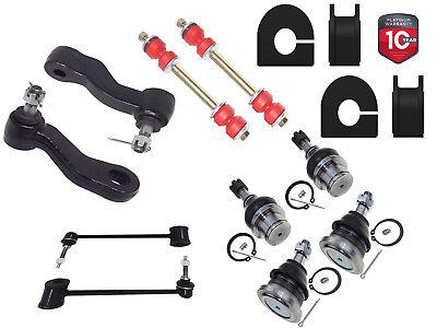 "14PC Front Sway Bar Link Ball Joint Pitman Idler Kit Chevrolet GMC 1 3//16/"" BAR"