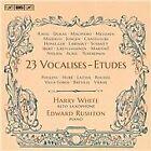 23 Vocalises-Etudes (2016)