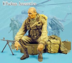1-35-Resin-Russian-GRU-Soldier-W-Accessories-Unassembled-Unpainted-BL892