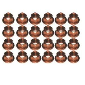 Copper Wheel K Nut x 24 TonyKart / OTK / Compkart / X30 / Rotax UK KART STORE