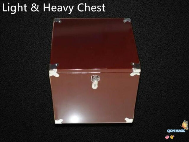 Buy Light Heavy Chest Mc Wood Crafters Mind Magic Tricks