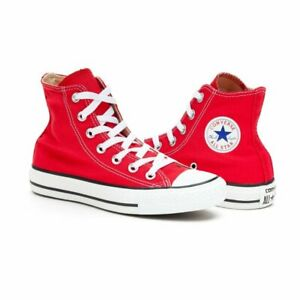 Converse-All-Star-Chuck-Taylor-Classic-Mens-Red-Walking-Sneakers-Shoes-M9621C