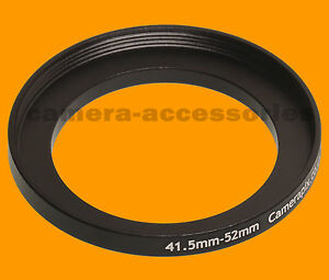 41-5mm-to-52mm-41-5-52-Stepping-Step-Up-Filter-Ring-Adapter-41-5mm-52mm-UK