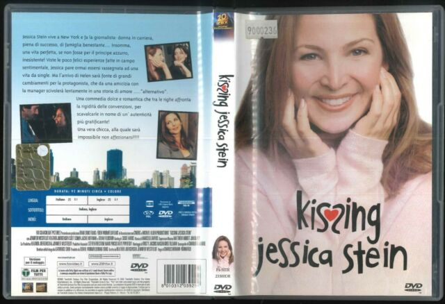 KISSING JESSICA STEIN J.W.HEATHER 2002 DVD USATO VDT 7