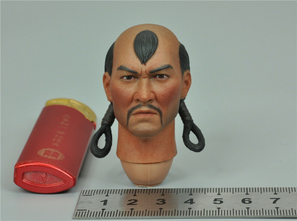 Head Sculpt for Kongling Pavilion KLG-R014 Ming Dynasty Liaodong Mongol Cavalier