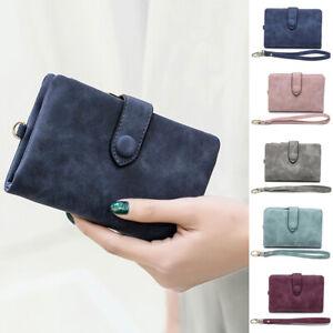 Cute-Women-Wallet-Coin-Bag-Leather-Ladies-Simple-Bifold-Small-Handbag-Purse