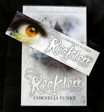 SIGNED Limited Edition Cornelia Funke-Reckless New In Shrink Wrap