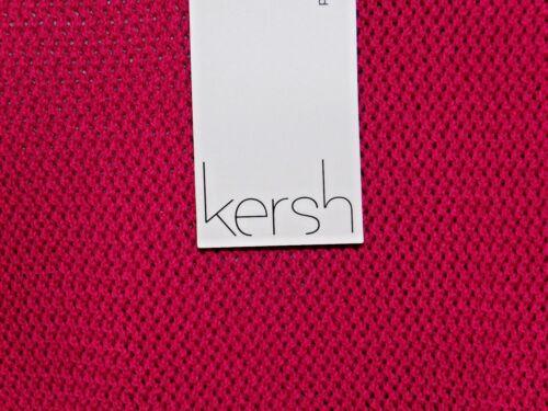 Kersh Manica Corta Donna A Maglia Top 4 COLORI 4 Taglie qualità fantastica nuova con etichetta