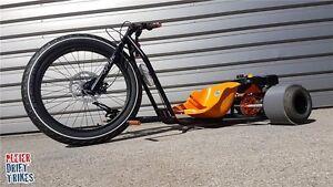 motorisiertes drift trike black orange pleier drift trike. Black Bedroom Furniture Sets. Home Design Ideas