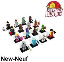 Lego - Figurine Minifig Minifigurine série 6 complete (x16 figurines) NEUF