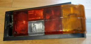 plastica trasparente fanalino posteriore destro FIAT RITMO ABARTH ORIGINALE