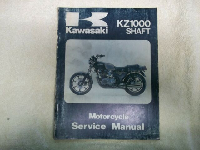 2000 2003 Kawasaki Z1000 Factory Service Repair Manual 2001 2002 Tradebit