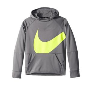 6db398feffde New Nike Boy s Therma Fleece GFX Pullover Hoodie SIZE M