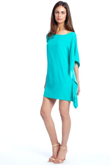 Ramy Brook Marcie Side Drape Dress