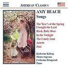 Amy Beach - : Songs (2004)