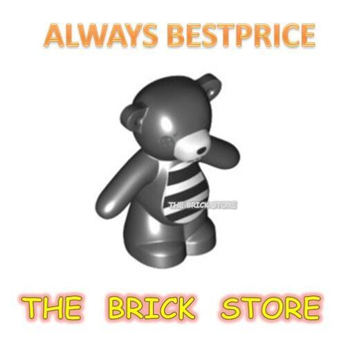 BESTPRICE NEW TEDDY BEAR W// STRIPED BELLY SELECT QTY GIFT LEGO ANIMALS